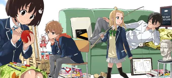 Otra serie de verano - Kono Bijutsubu ni wa Mondai ga Aru!