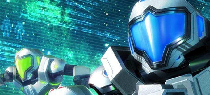 ¿A qué se debe el estilo visual de Metroid Prime: Federation Force?