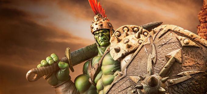 Gladiator Hulk sí estará en Thor: Ragnarok