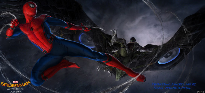 Vulture será el villano de Spider-Man: Homecoming