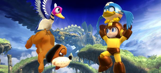 Super Smash Bros. para N3DS y Wii U pasa de los cinco millones en EE. UU.