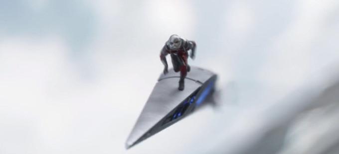 Ant-Man no iba a ser aliado del Capitán América en Civil War
