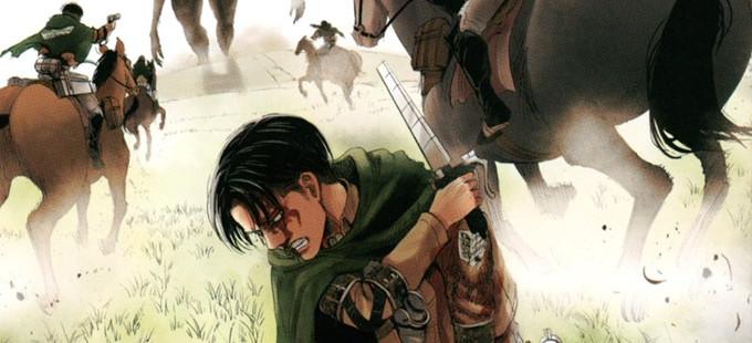 ¿Final del manga de Attack on Titan? - Nada está escrito aún