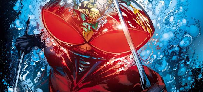 ¿Black Manta en la película de Aquaman? Su director habla al respecto