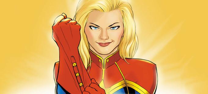 El origen de Captain Marvel será diferente en su película