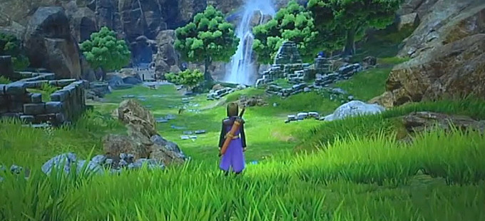 Dragon Quest XI, confirmado para Nintendo NX