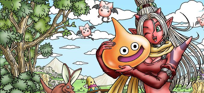 Square Enix confirma Dragon Quest X para Nintendo NX