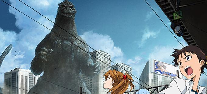 ¿Viene un anime de Godzilla en camino?