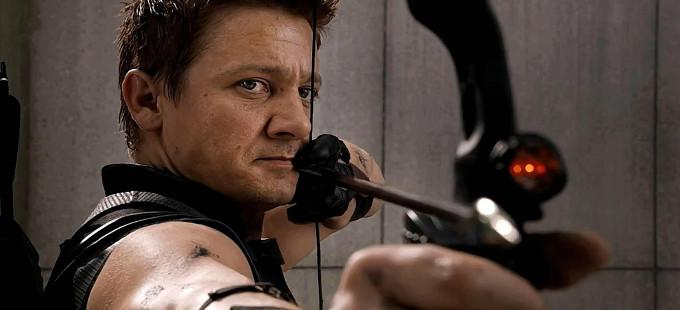 Jeremy Renner quiso matar a Hawkeye en The Avengers