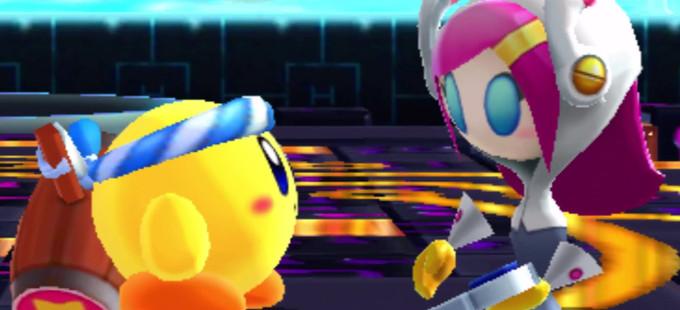 ¿Cómo surgió la idea detrás de Kirby: Planet Robobot?