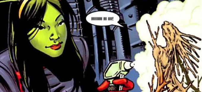 ¿Veremos a Mantis en Thor: Ragnarok?