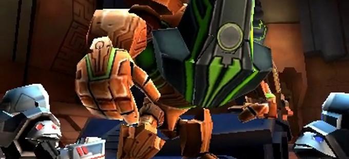 """Una """"pizca"""" de la trama de Metroid Prime: Federation Force"""