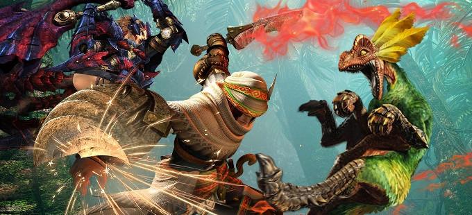 Monster Hunter Generations, el juego más vendido en julio en EE. UU.