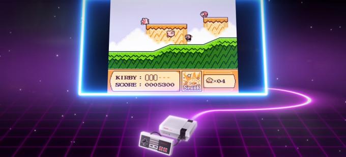 El NES Classic Edition usa su propio emulador