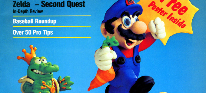 Disfruta parte del legado de Nintendo Power