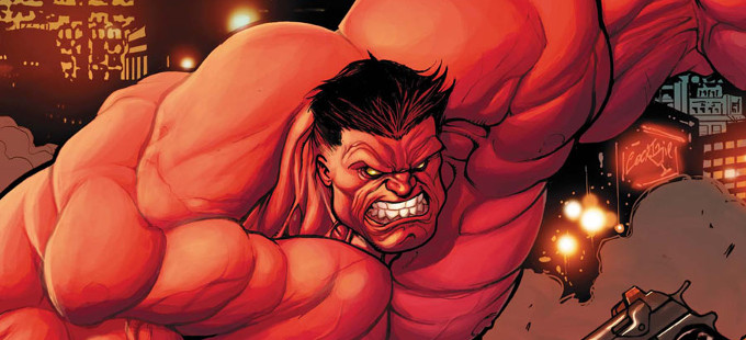 Red Hulk y Iron Spider pudieron salir en Capitán América: Civil War