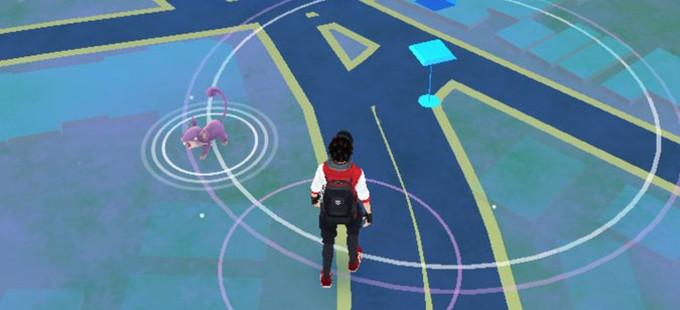 Nuevo sistema de rastreo para Pokémon GO en pruebas