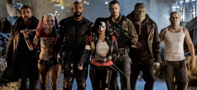 Suicide Squad se desploma en taquilla