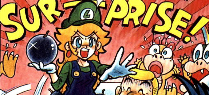 El cómic de Super Mario Adventures vuelve a la vida