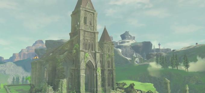 Temple of Time en The Legend of Zelda: Breath of the Wild