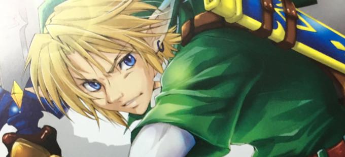 Las compilaciones del manga de The Legend of Zelda ya pueden apartarse