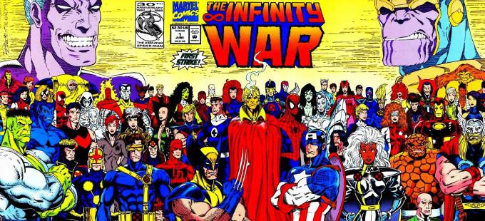 Nada que ver Guardians of the Galaxy Vol. 2 con Infinity War