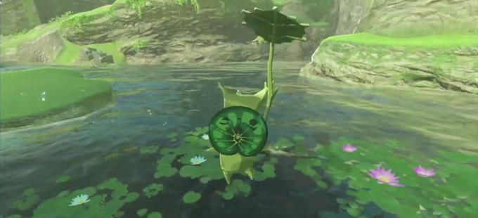 Descubriendo a los Koroks en The Legend of Zelda: Breath of the Wild