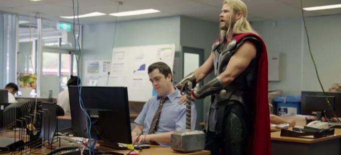 ¿Qué hizo Thor durante Capitán América: Civil War?