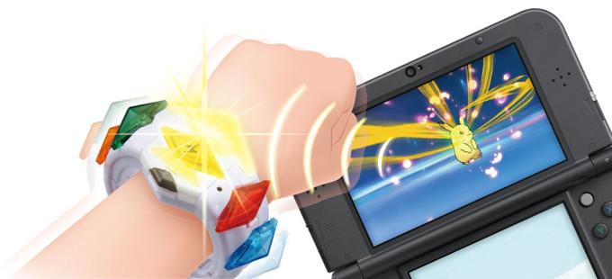 Takara Tomy lanzará el Z-Ring de Pokémon Sun & Moon