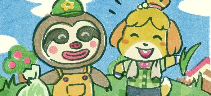 ¡Olvídate de la hierba en Animal Crossing: New Leaf!