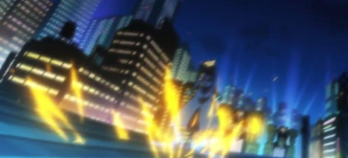 Otro adelanto más de la OVA de Azure Striker Gunvolt