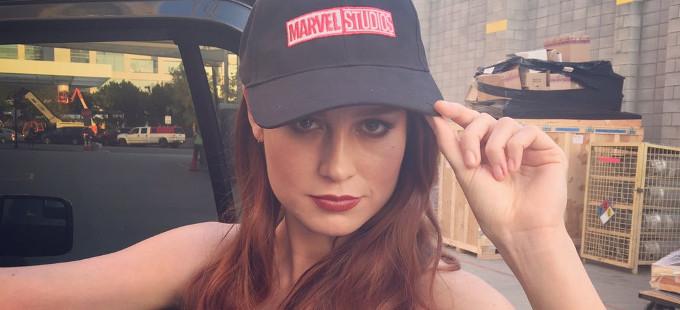 A Brie Larson le emociona el apoyo a Captain Marvel