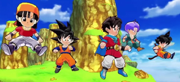 Dragon Ball Fusions llega en diciembre a América