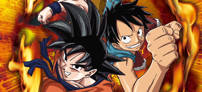 Dragon Ball y One Piece chocan de nuevo en videojuegos