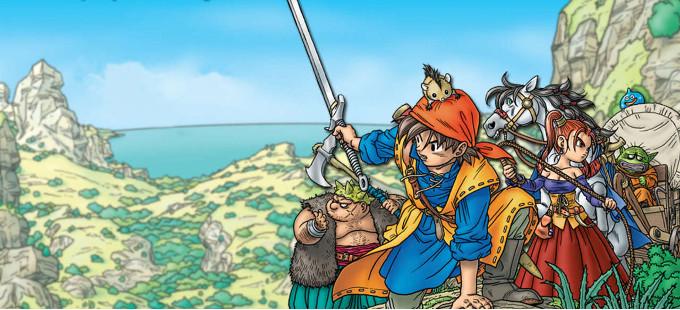 Es posible que Dragon Quest VIII no tenga música orquestal