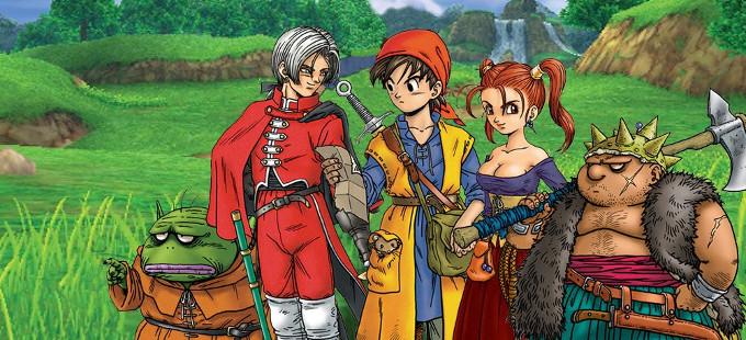 Dragon Quest VIII se va hasta el 2017