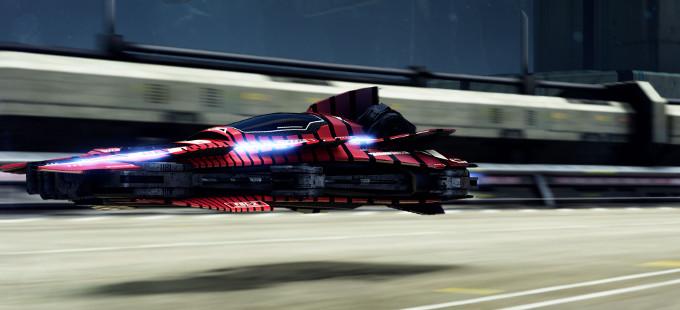 No esperes FAST Racing NEO en Nintendo NX