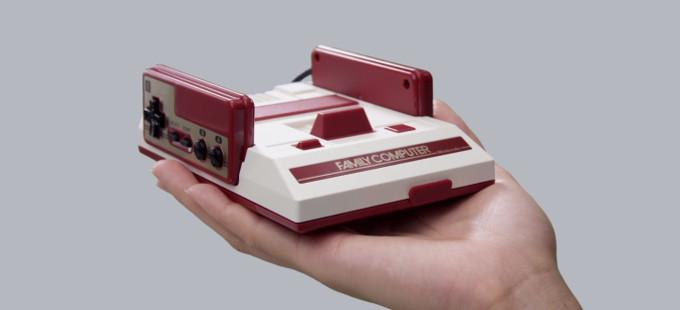 Nintendo anuncia el Famicom Mini para Japón