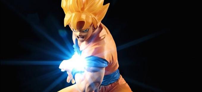 Conoce esta nueva figura de Goku de Dragon Ball Z