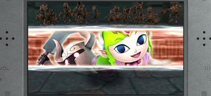 Se confirma Toon Zelda en Hyrule Warriors Legends
