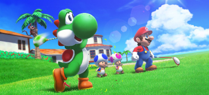 Camelot Software participa en Mario Sports Superstars