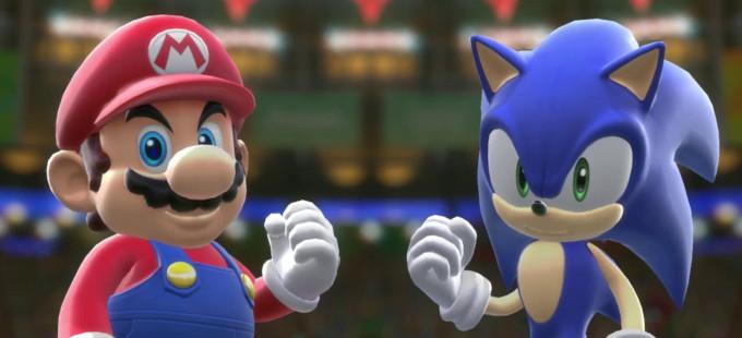 ¿Cómo inició la relación para crear Mario & Sonic?