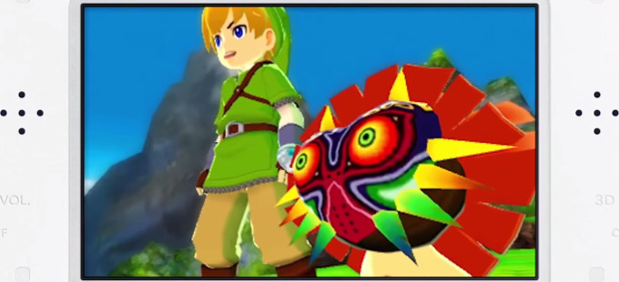 Capcom revela Monster Hunter Stories x The Legend of Zelda