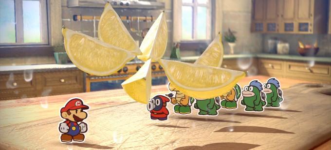 ¿Por qué hay tantos Toads en Paper Mario: Color Splash?