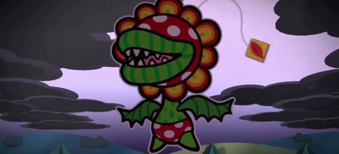 Paper Mario: Color Splash también estuvo en el Nintendo Direct