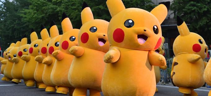 Pokémon GO ya generó $500 millones de dólares