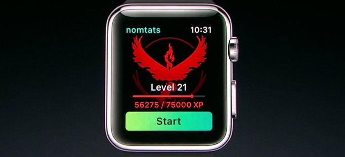 Pokémon GO llegará a Apple Watch