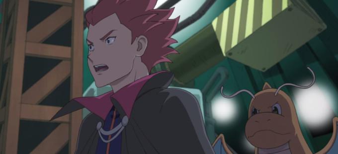 Lance y Dragonite entran en acción en Pokémon Generations