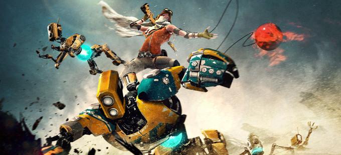 ReCore y Metroid Prime: Lo que hace un equipo de trabajo
