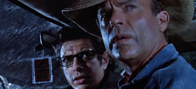 Sam Neill y Jeff Goldblum juntos en Thor: Ragnarok